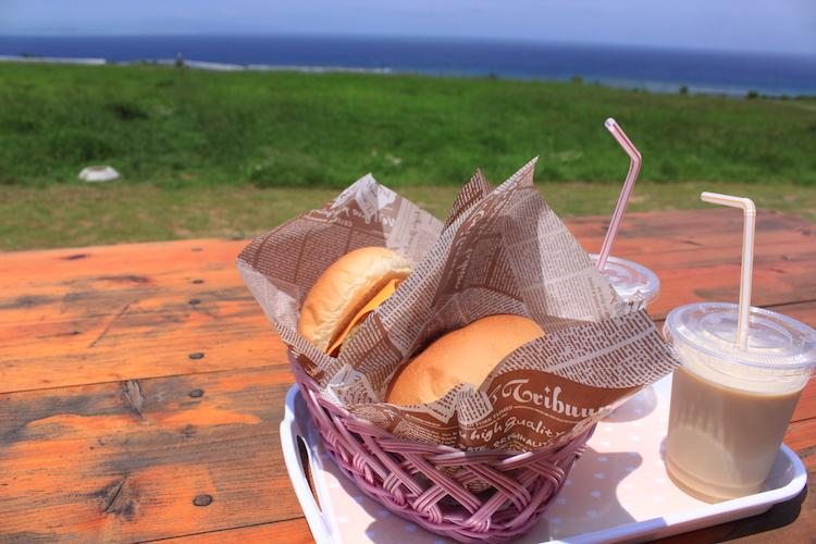 ミルミル本舗 ハンバーガー