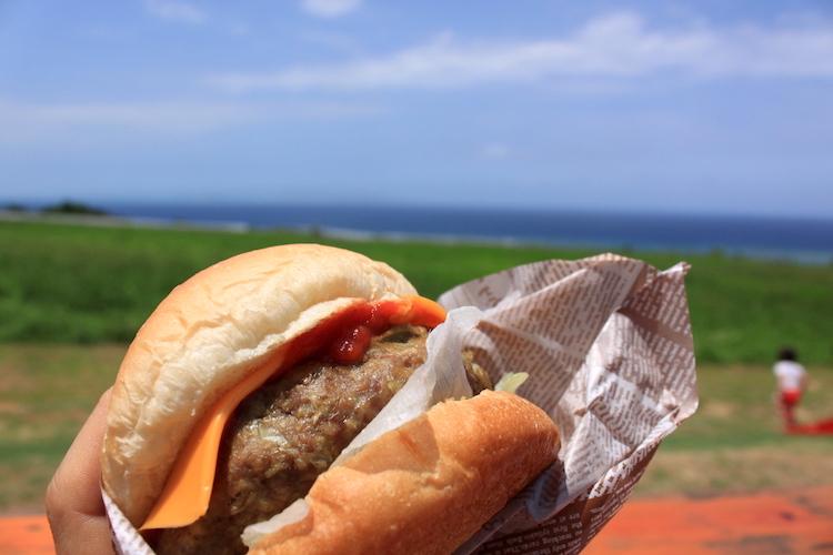 ミルミル本舗 ハンバーガー2