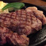 石垣牛のパポイヤ ステーキ