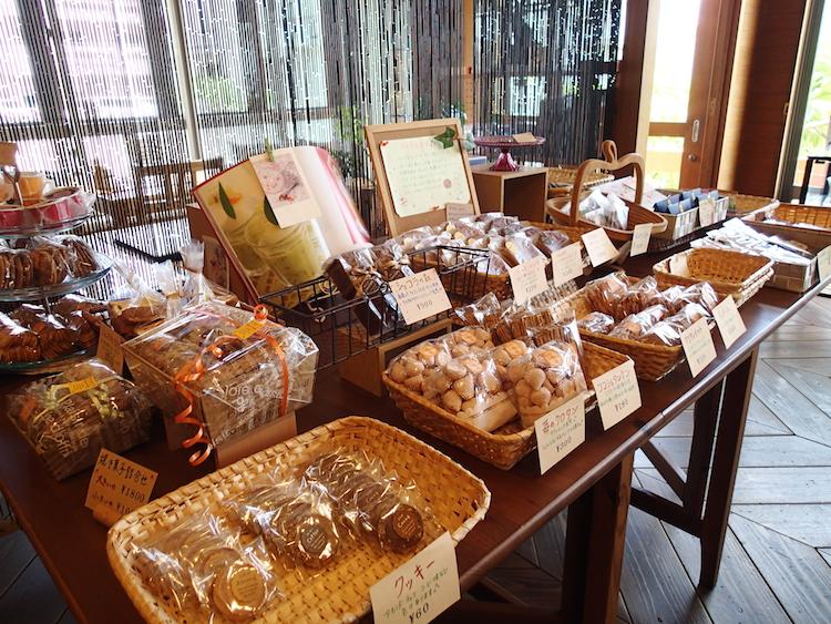 石垣島の琉球スイーツ庵のクッキー