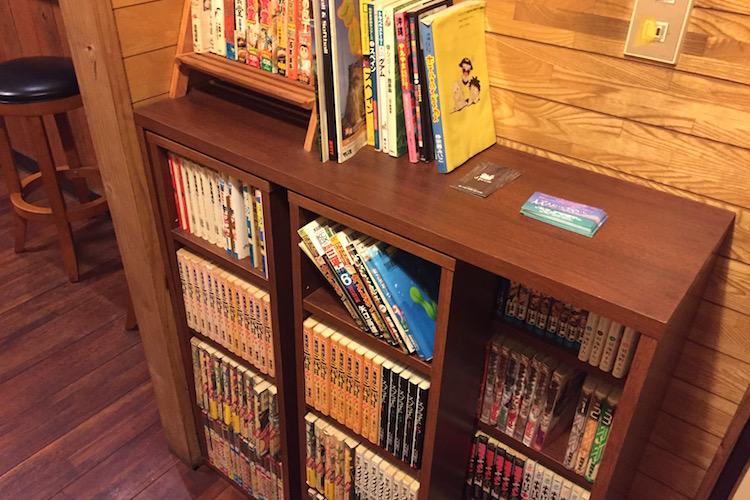 石垣島のラーメン屋「げんき食堂」のコミック