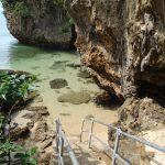 石垣島の伊原間サビチ洞の海