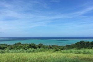 石垣島の玉取展望台
