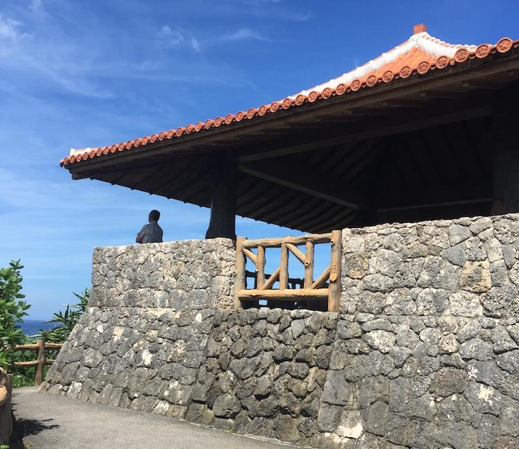 石垣島「玉取展望台」