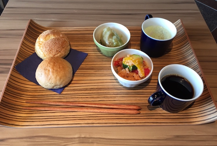 ブルーカフェ石垣島のランチ