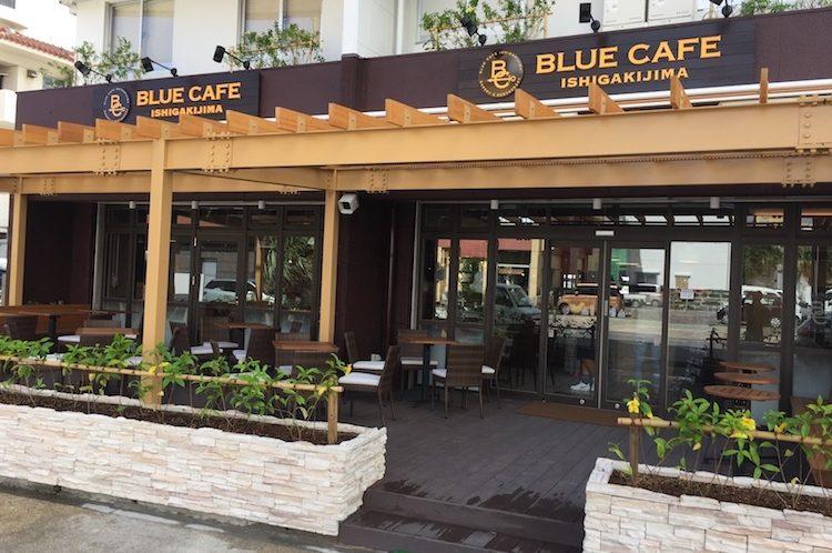 ブルーカフェ(BLUE CAFE)石垣島がオープンしたので行ってみたよ!