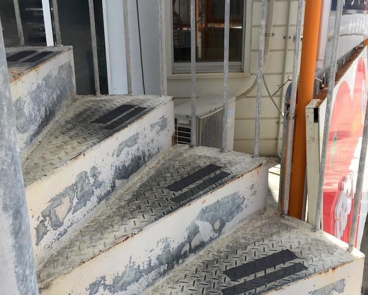 シェ・ミィーロのらせん階段