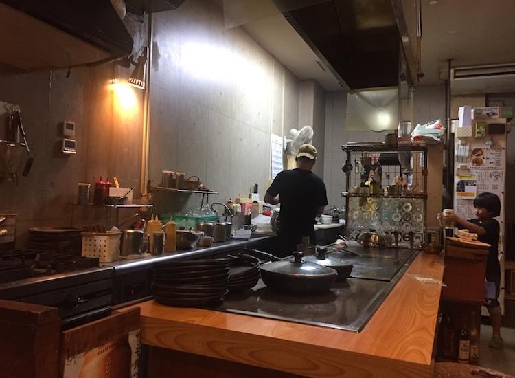 まるじゅうの厨房
