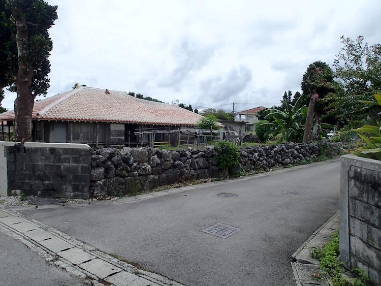 石垣島の白保地区