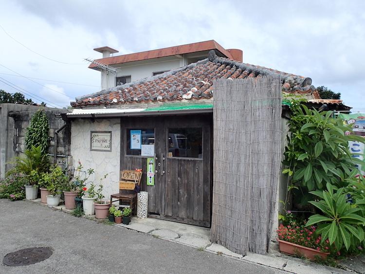 【石垣島】白保のパピル外観