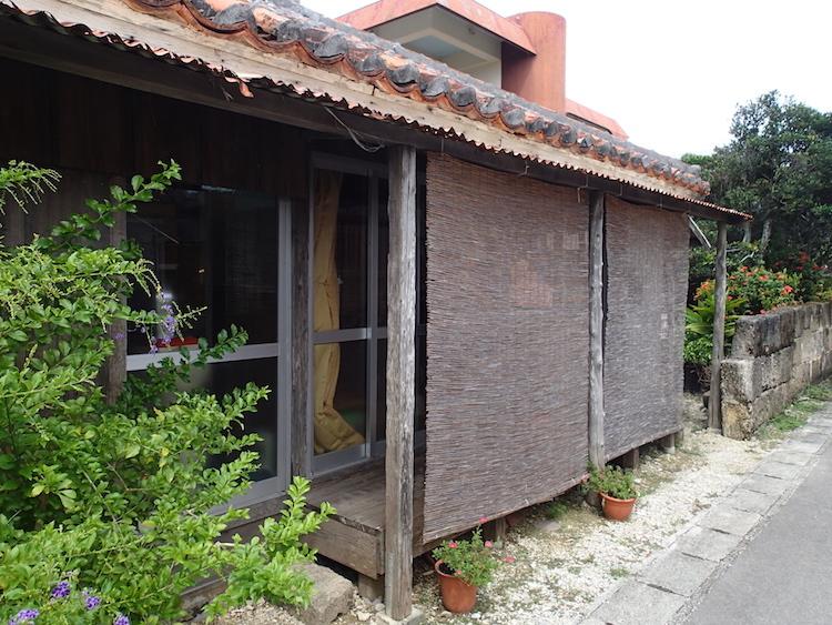 石垣島のパピルのカフェ