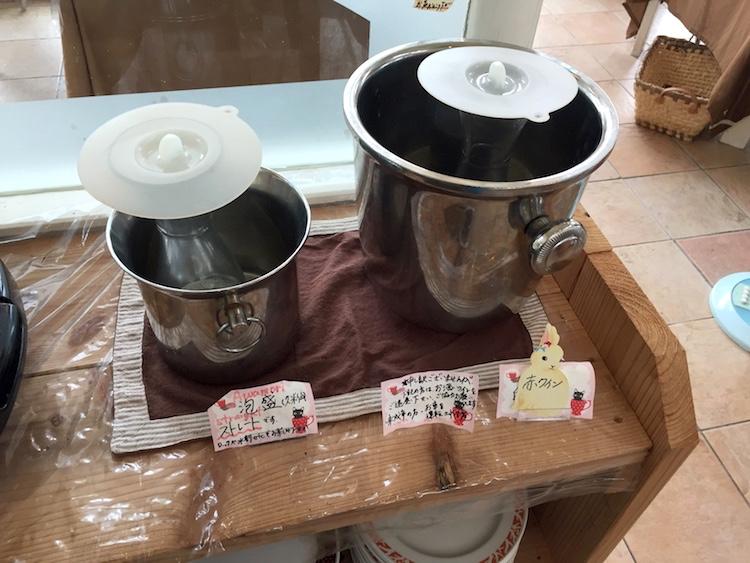 石垣島のイタリアンビュッフェ「パームズ」のお酒