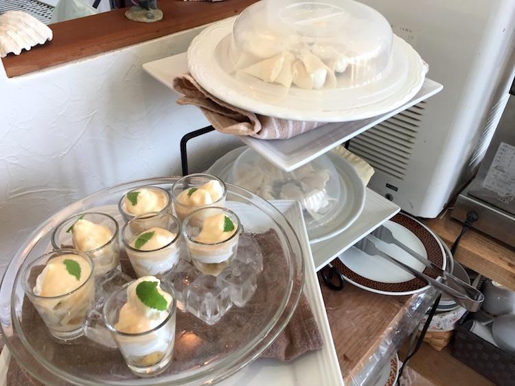 石垣島のイタリアンビュッフェ「パームズ」デザート