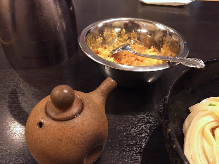 多楽製麺の天かす