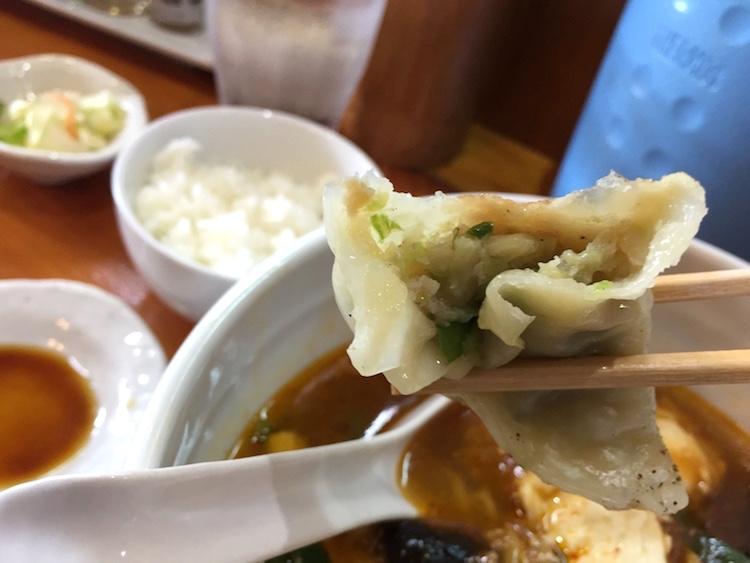 花舞空(かむあ)の餃子