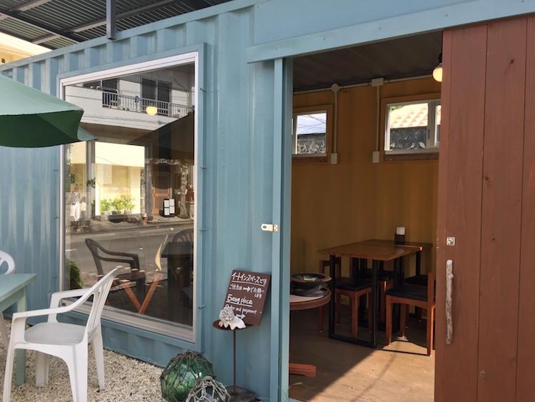 川平のごはん屋のカフェ