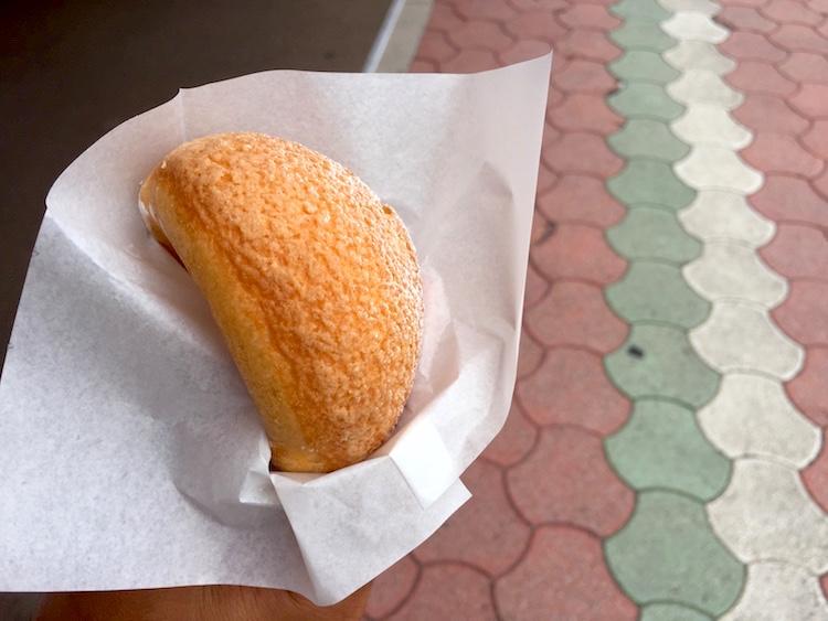お菓子のマルシェのクッキーシュー