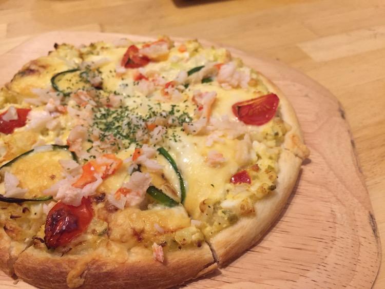 和ごころの北海ピザ