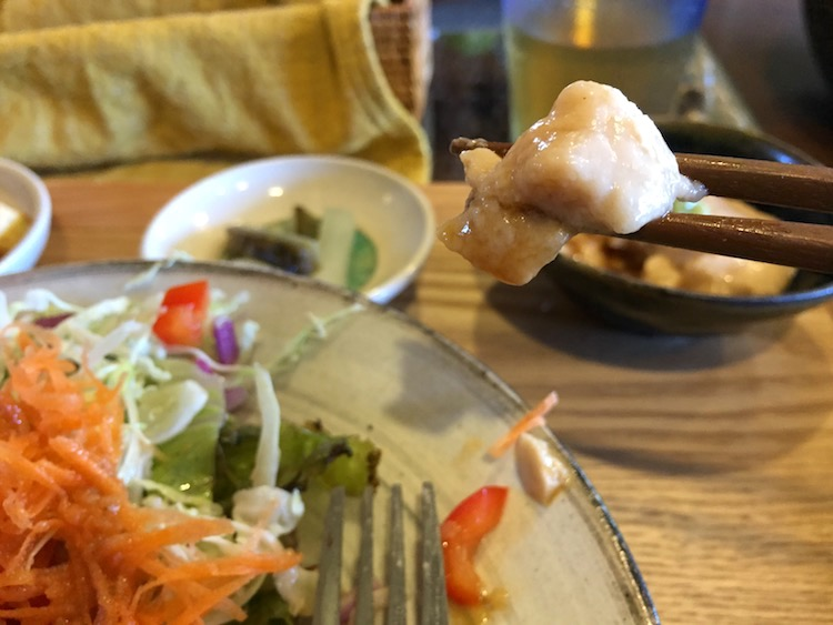 ゆくるのジーマミ豆腐