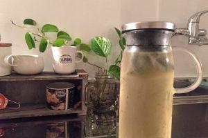 iwakiのジャグとさんぴん茶
