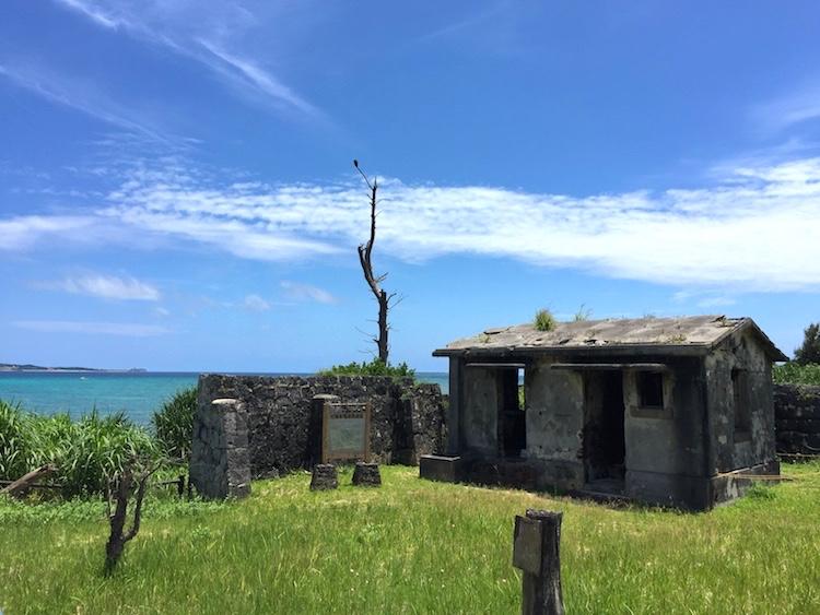 【超穴場】石垣島の観光スポット、電信屋を知ってる?ビーチも綺麗だよ!