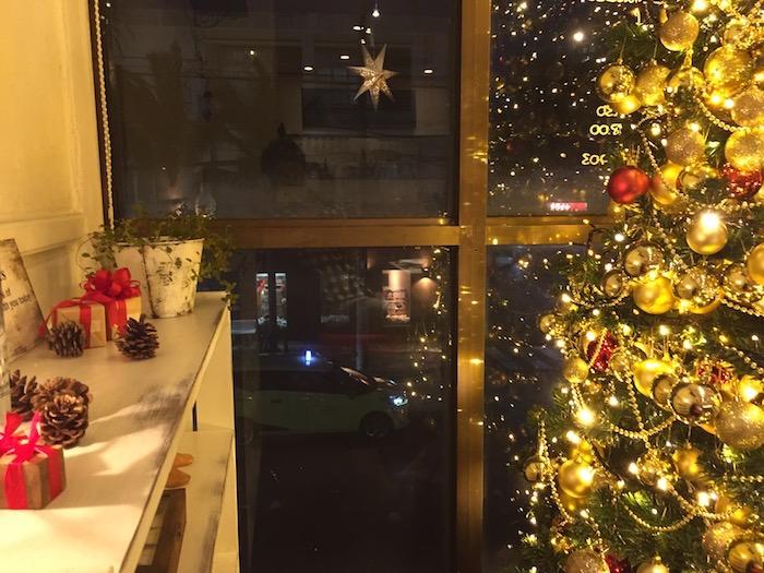 島イタリアンいゆのクリスマス
