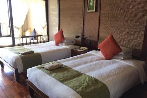 ニラカナイ小浜島の客室