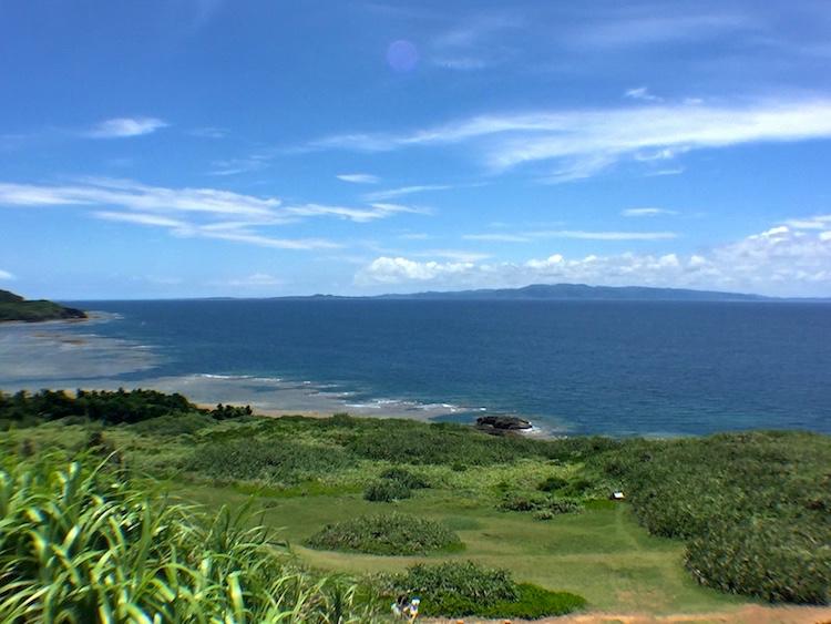 御神崎からの眺め