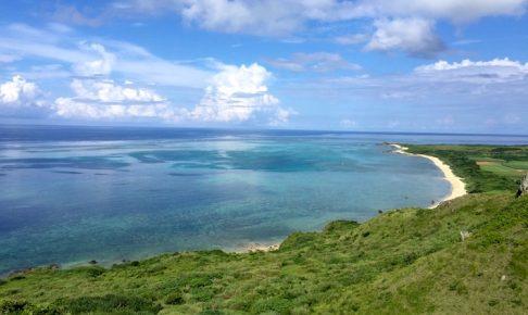 平久保崎灯台の景色