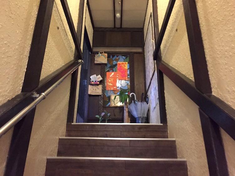 虹ノ介の階段