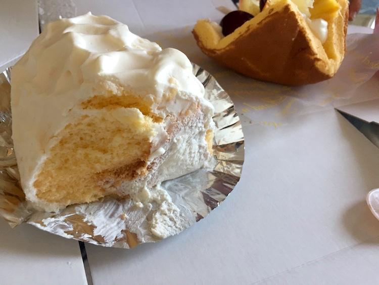 ミニョンのケーキ