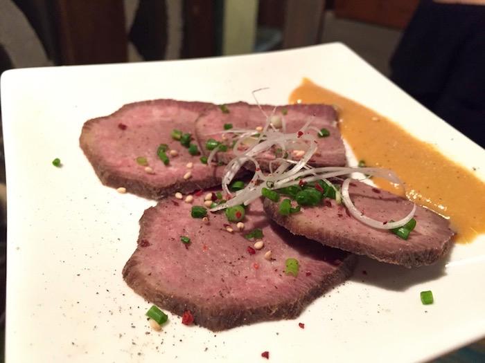 オリジンのコールド肉