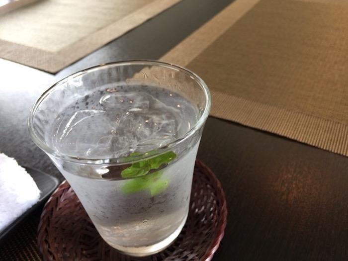 石垣島の草ぼうぼうの水