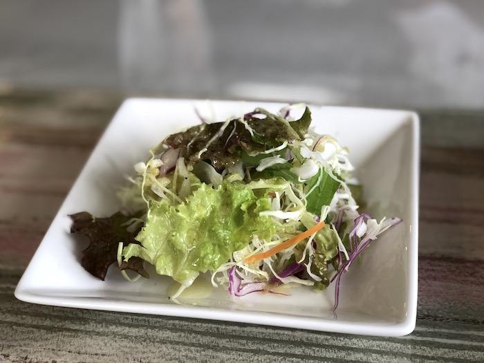 ガロパンのサラダ