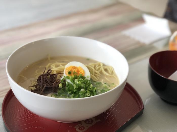 石垣島で久留米(とんこつ)ラーメン!?さぁ、ガロパンへGO!
