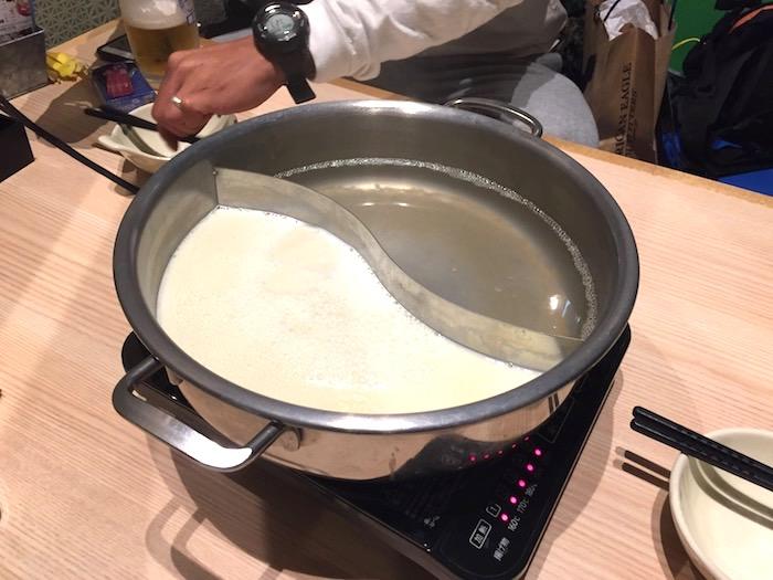 ドラゴンキッチンの鍋