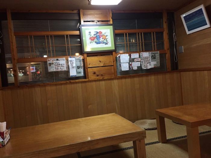 居酒屋「石垣島」のお座敷