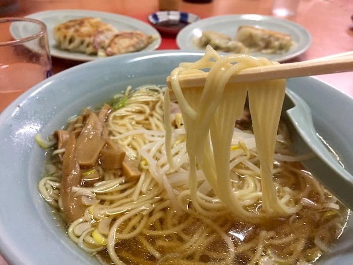 石垣島の大門の麺