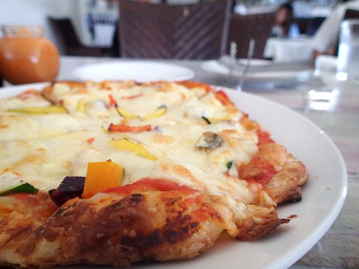 ガロパンのピザ2