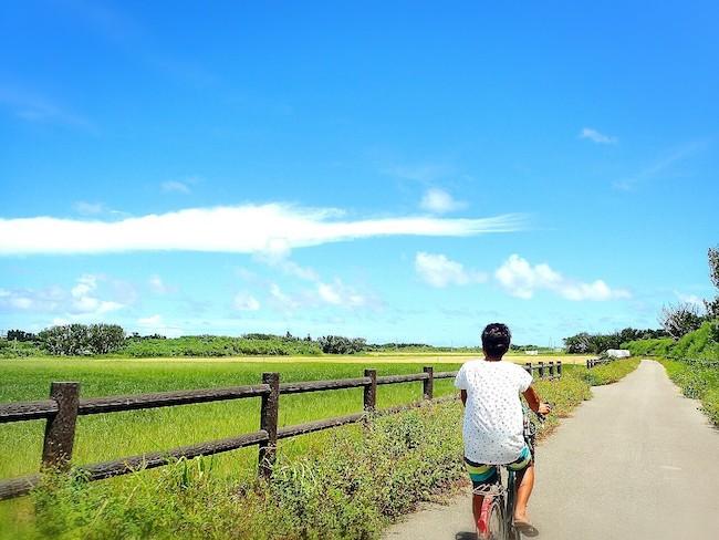 【石垣島】4月の天気や服装は?海水浴についても答えるよ!