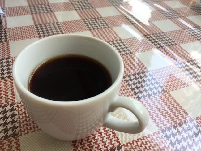 珈琲亭(丸俊商会)のコーヒー