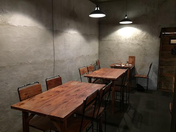 石垣島のガッジョディーロの大部屋