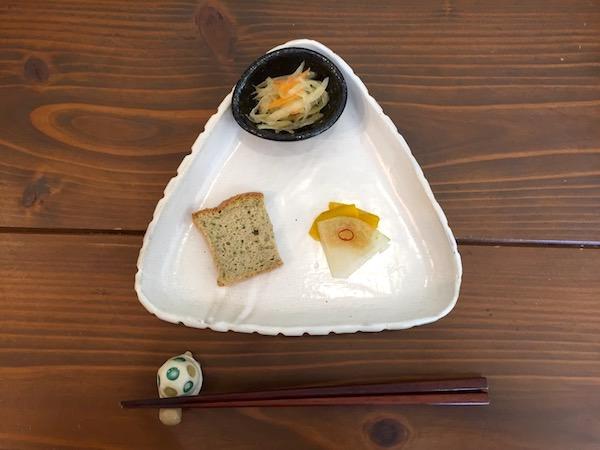 石垣島の旬家ばんちゃん冬瓜と島カボチャの甘酢漬け