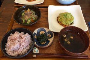石垣島の旬家ばんちゃんのランチ