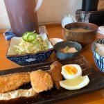 石垣島の定食屋さん「ナツユキ」の日替わり定食