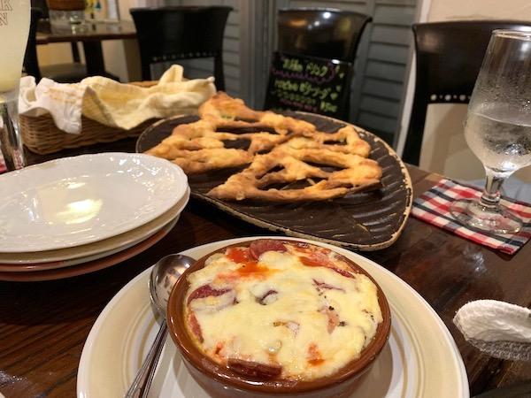 石垣島のスペイン料理「ハイビスキャット」