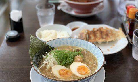 石垣島麺処八重山そば製麺所のラーメン