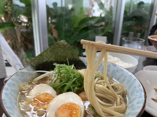 石垣島麺処八重山そば製麺所の麺