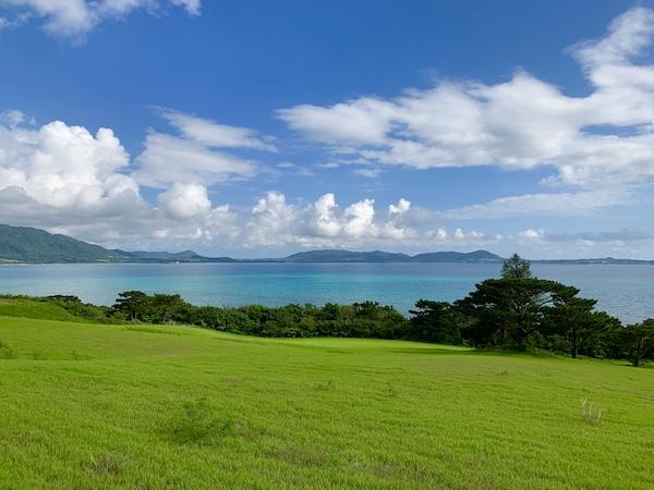 石垣島での景色